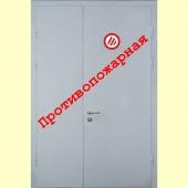 Противопожарная дверь СП-2 Стандартные размеры