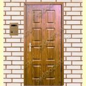 Входная металлическая дверь МДФ ПВХ SP 9-IV