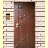 Входная металлическая дверь МДФ ПВХ SP 89-III