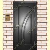 Входная металлическая дверь - Скромная роскошь