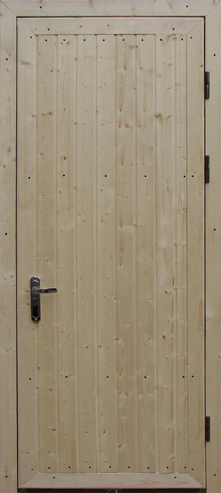 Межкомнатная дверь из вагонки своими руками 85
